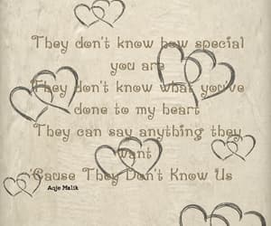 they don't know about us and one direction image
