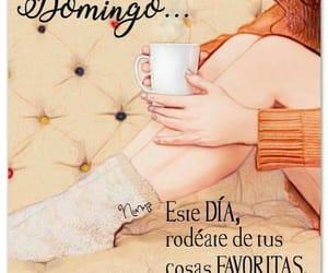 cafe, fin de semana, and domingo image