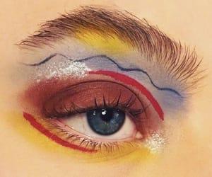 eyeshadow and make up image