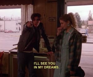movies, quotes, and Twin Peaks image
