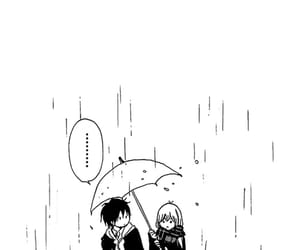 couple, manga, and anime image