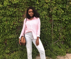 pink, summer fashion, and vans image