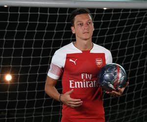 Arsenal, afc, and mesut Özil image
