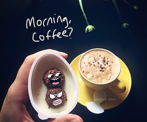 coffee, morning, and time image