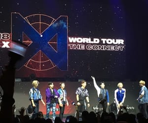 ot7, monsta x, and the connect image