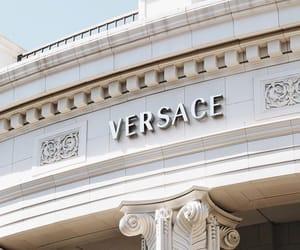 Versace and luxury image