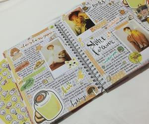 idol, journal, and kawaii image