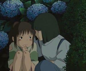 chihiro, anime, and japan image