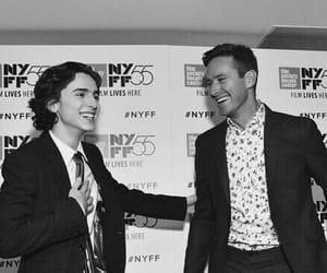 couple, oliver, and call me by your name image