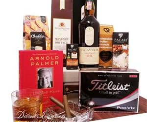 gifts for men, golf gifts, and corporate gift basket image
