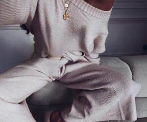 beauty, cashmere, and chic image