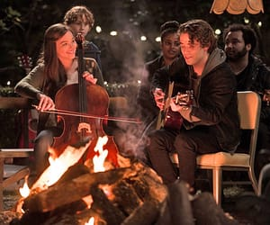 if i stay, music, and movie image