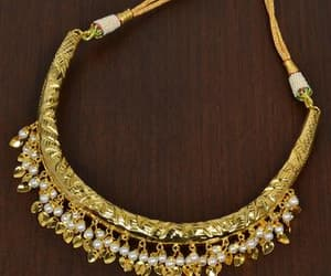 necklace, necklace design, and long necklace online image