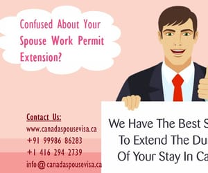 canada spouse visa and spouse work permit canada image
