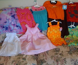 baby clothes, baby girl clothes sale, and girl clothes sale image