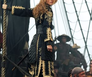keira knightley and pirates of the caribbean image