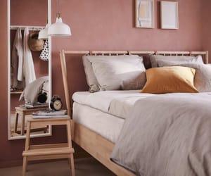 bamboo, bedroom, and ikea image