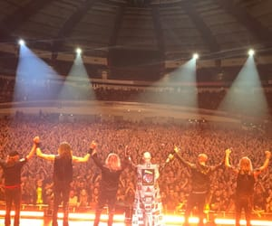 Judas Priest, instagram, and concert image