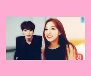 edit, yein, and maknae couple image
