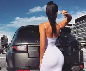 body, car, and range rover image