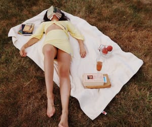 books, champagne, and classic image