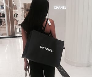 chanel, shopping, and girl image