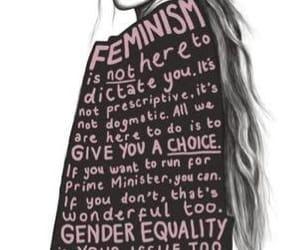 feminism, emma watson, and feminist image