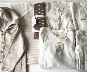 baby clothes, baby organic clothes, and organic baby clothing image