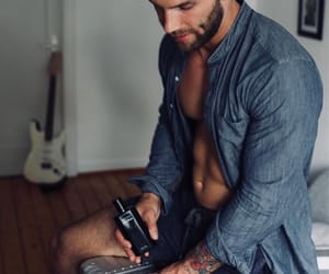 boys, model, and andre hamann image