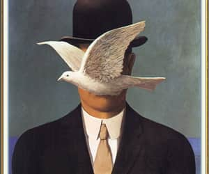 art, rene magritte, and surrealism image