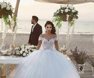 bride, Dream, and man image