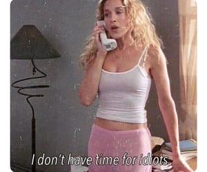 Carrie Bradshaw, no, and quotes image
