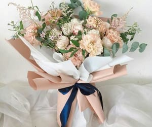 bouquet, english, and fashion image