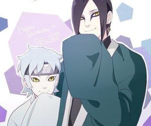 anime, boruto, and lgbtq image