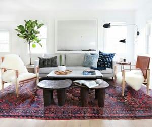 design, interior, and bohemian image
