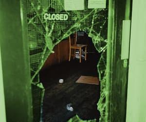 grunge, broken, and door image