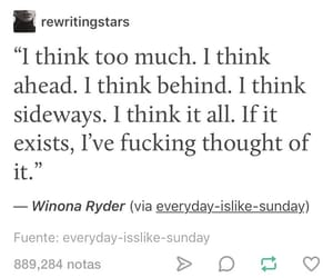 quote, quotes, and winona image
