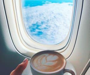 coffee and plane image