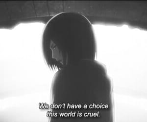 anime, quotes, and attack on titan image