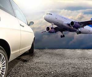 cruise port transfers, airport travel cardiff, and long distance travel image