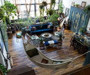 boho, Brooklyn, and decor image