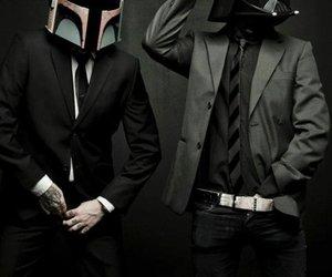 guys, star wars, and tattoo image