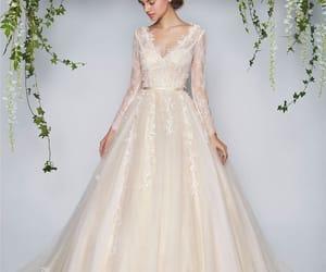 wedding, beauty, and bridal image