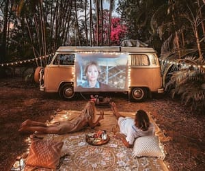 movie, night, and nature image