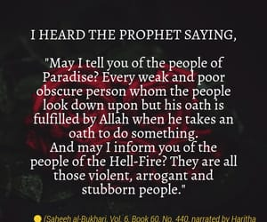islam, kindness, and paradise image