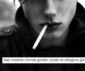 sigara, hayat, and sözler image