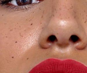 face, fashion, and lipstick image