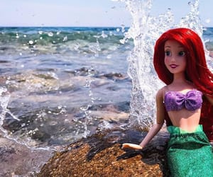 ariel, disney, and photography image