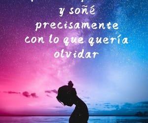 dormir, olvidar, and frases español image
