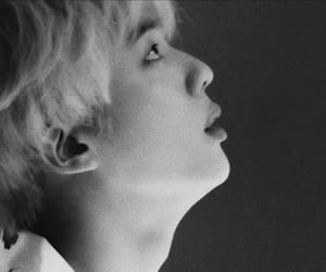 black and white, epiphany, and kpop image